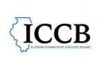 Illinois Community College logo