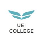 UEI College logo